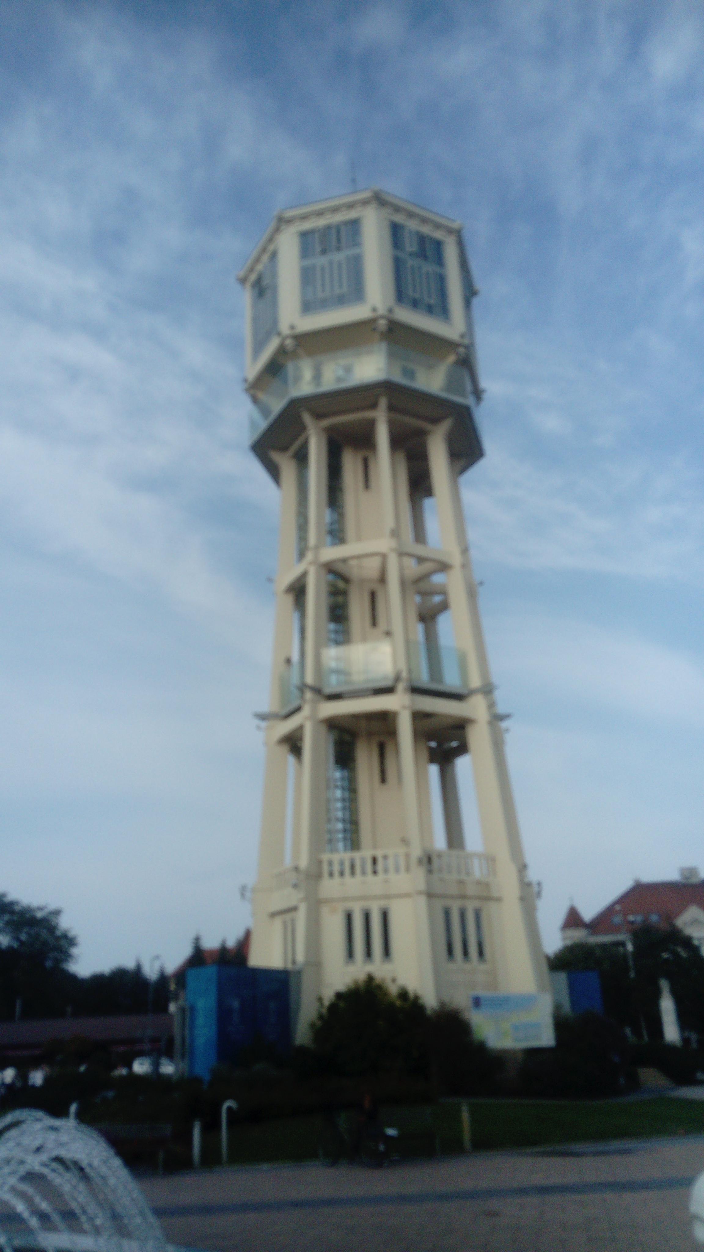 Wasserturm in Siofok